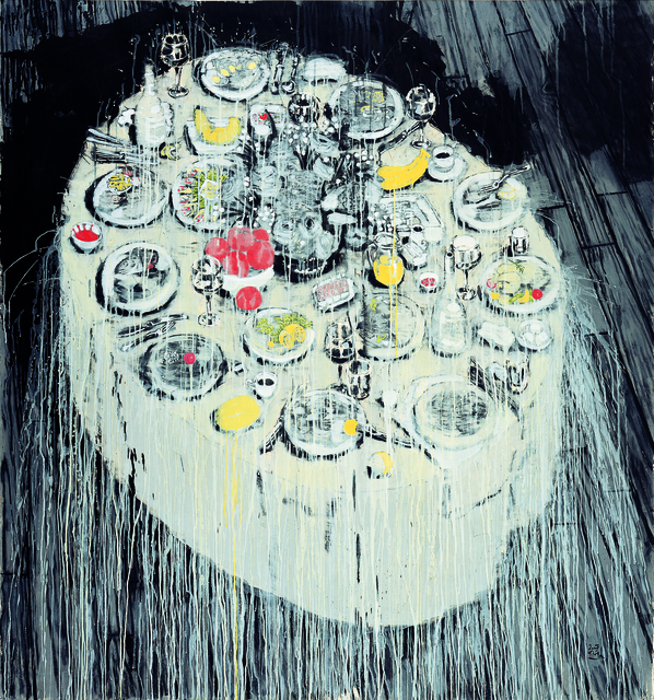 , 'A Supper,' 2007, Donghwa Ode Gallery