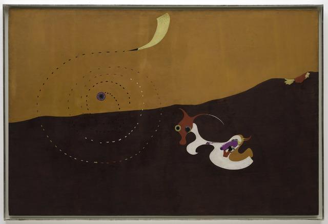 Joan Miró, 'Paysage (Le lièvre)', 1927, Guggenheim Museum Bilbao