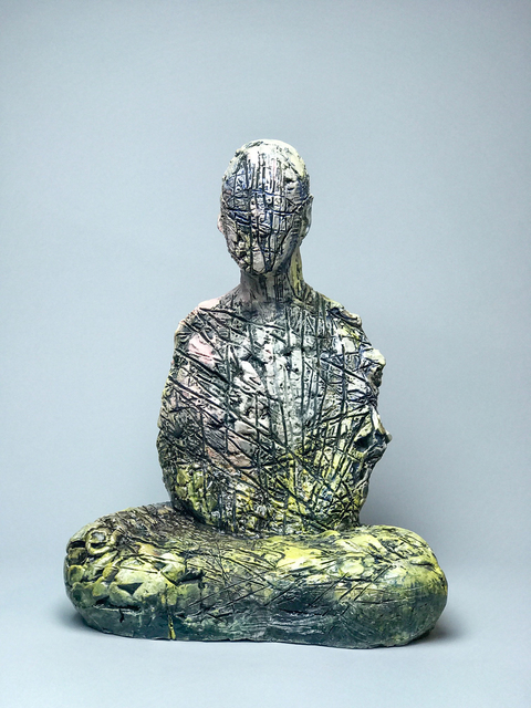, 'Meditation Series II,' 2018, Turner Carroll Gallery