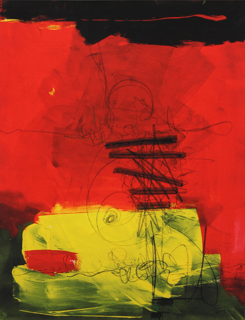 Sana Kayyali, 'Untitled', 2003, Orient Gallery