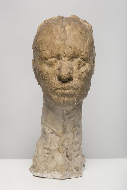 , 'Head,' 1974, New York Studio School