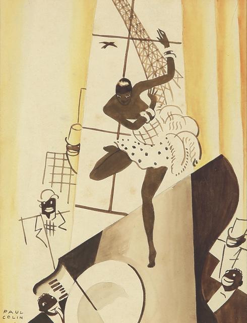 , 'Josephine & Jazz : Maquette,' ca. 1930, Rennert's Gallery