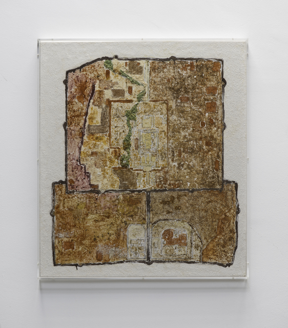, 'My city II,' 2014, Baró Galeria