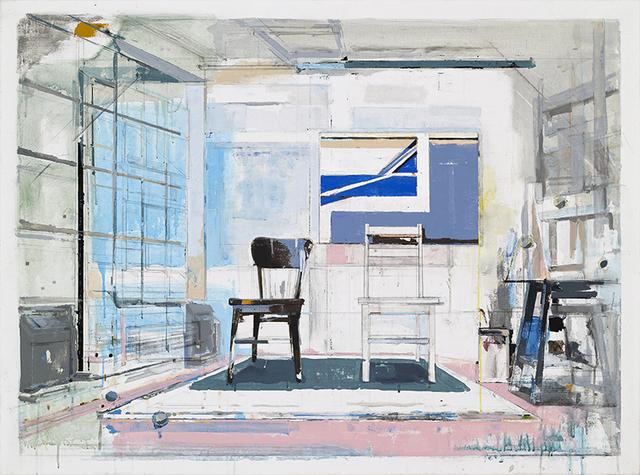 , 'Landscape,' 2013, DIALECTO Gallery