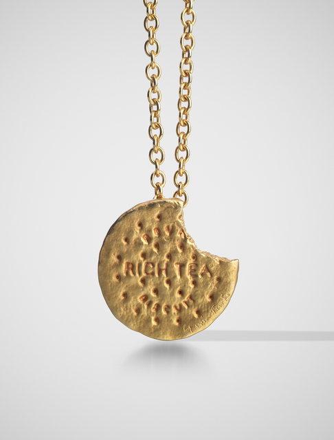 Gavin Turk, 'Ceremonial Biscuit Pendant', 2014, Louisa Guinness Gallery