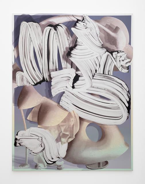gregory hodge, 'Tornado', 2018, Painting, Acrylic on canvas, Sullivan+Strumpf