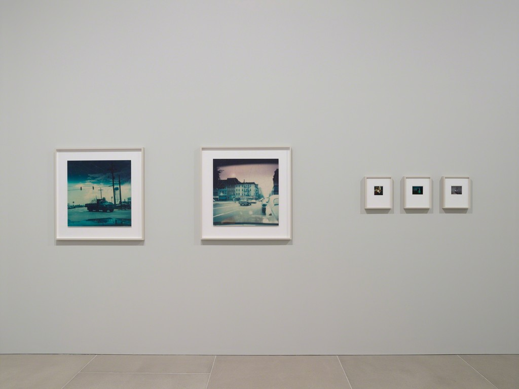 Wim Wenders, Early Works 1964-1984, Installation View, 2018. Courtesy the artist and BlainSouthern, © Wim Wenders. Photo: Peter Mallet.