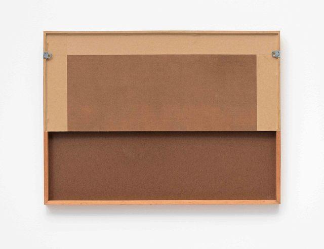 , 'Quadroquadro (inverso),' 2007, Galeria Luisa Strina