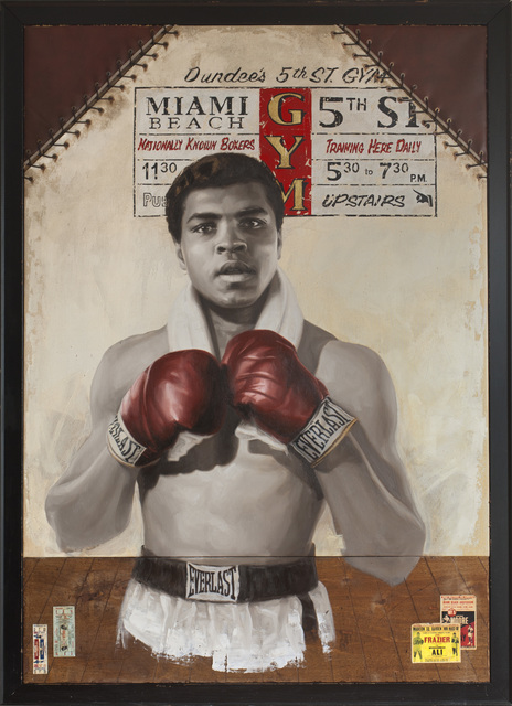 , 'Muhammad Ali 5th Street Gym,' , RJD Gallery