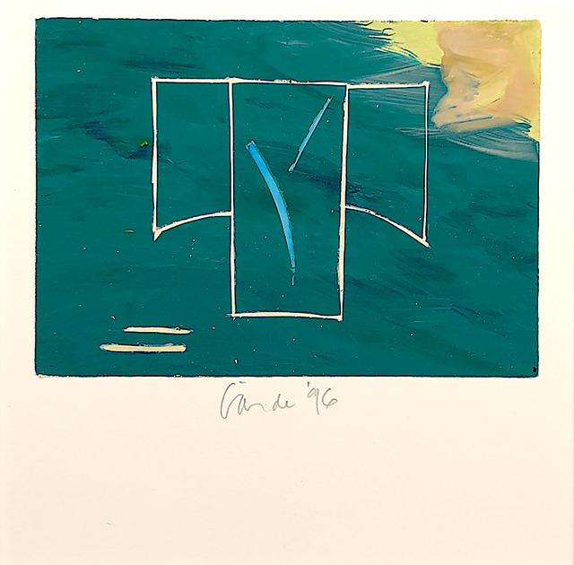 Harold Garde, 'Untitled', 1996, ArtSuite New York