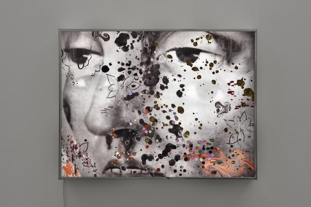 Hélène Delprat, 'Visage', 2017, Galerie Christophe Gaillard