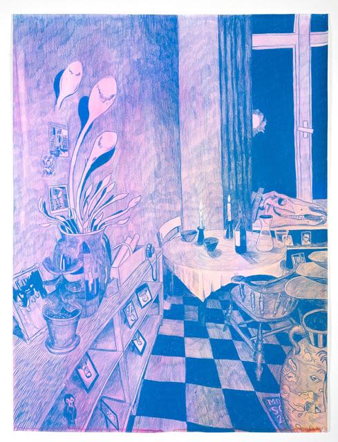 Morten Schelde, 'The Kitchen Reprise II', 2019, Hans Alf Gallery
