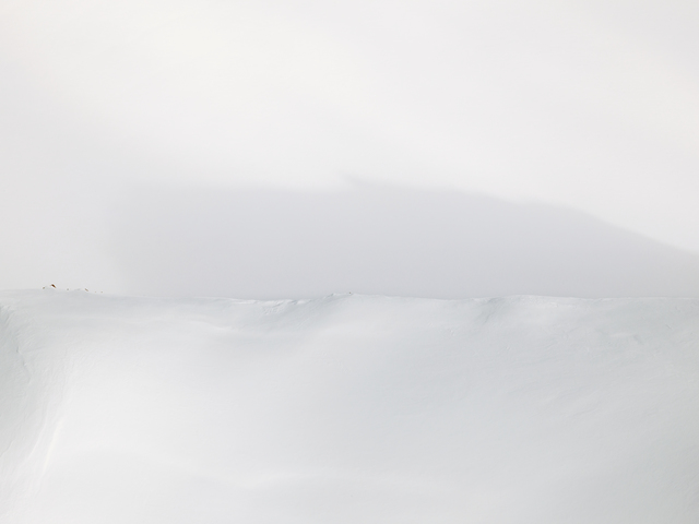 , 'Shadow's Edge, Recherchebreen, Wedel Jarlsberg Land, Svalbard, Norway,' 2015, Marlborough Gallery