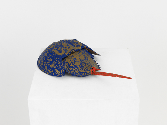 , 'Horseshoe Crab,' 1983, Johannes Vogt Gallery