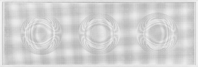 , 'Tres Esferas Estelares,' 2013, Marion Gallery