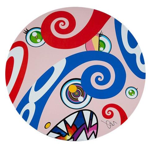 Takashi Murakami, 'WE ARE THE SQUARE JOCULAR CLAN 9', 2018, Dope! Gallery
