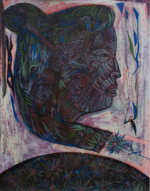 , 'Kite,' 2017, Galerie Matthew Namour
