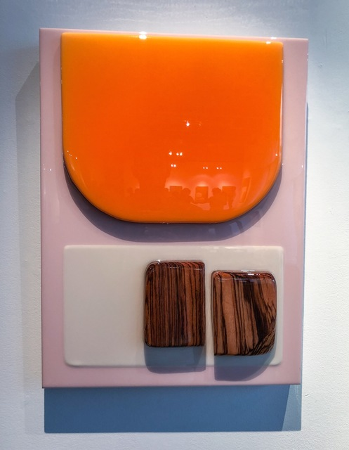 , 'Peachy,' 2019, Long View Gallery