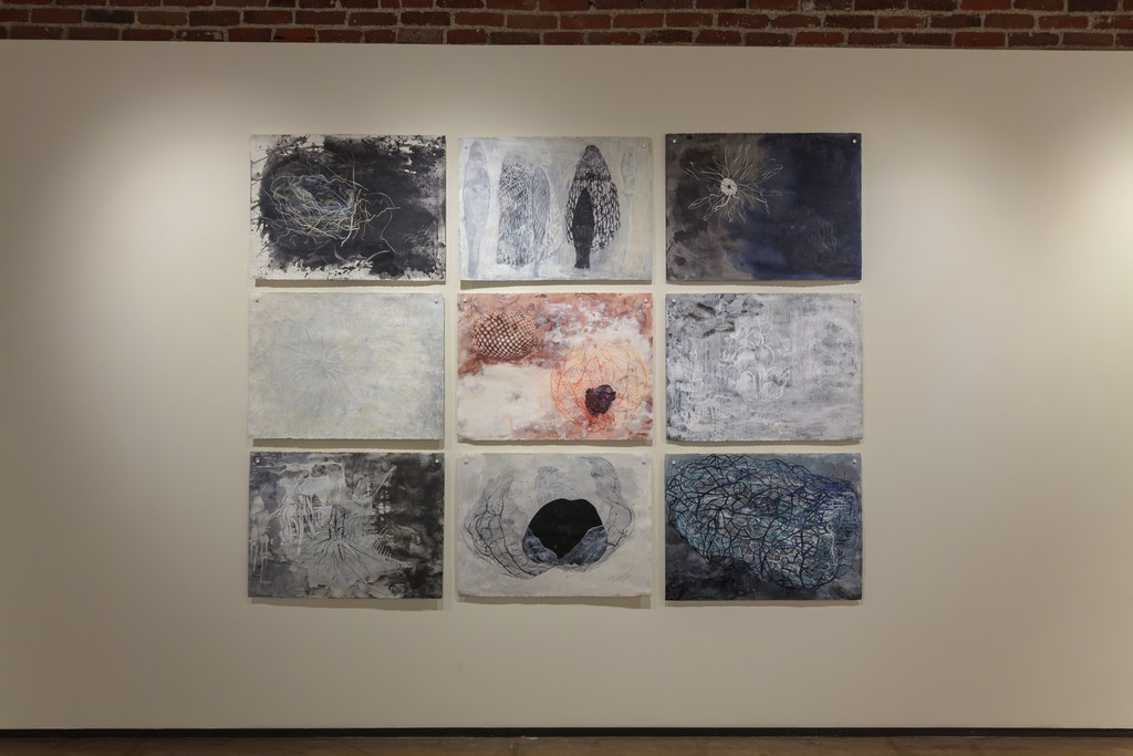 A. Mary Kay, installation view