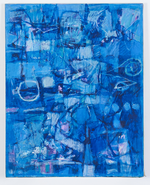 , 'Dream in Blue,' 2004, H.ARTS COLLECTIVE