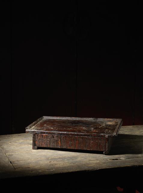 , 'A lacquer smith work table, hikidashi tsuki joban,' Japan: 19th century, Rasti Chinese Art