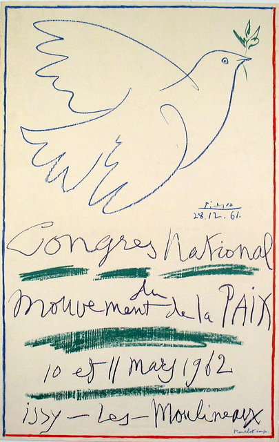 , 'Congress For Peace - Issy-les-Moulineaux,' 1962, ArtWise