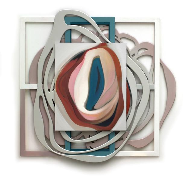 Daniel Verbis, 'Autorretrato de la carne', 2009, Galeria Maior