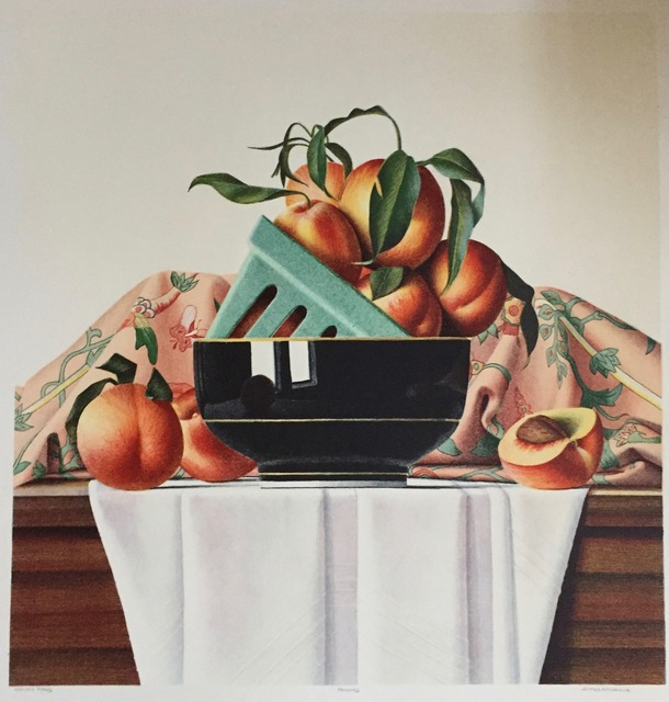 , 'Peaches,' 1984, Osceola Gallery