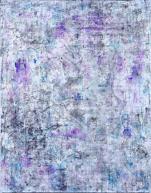 , 'Grid No.6,' 2017, MPV Gallery