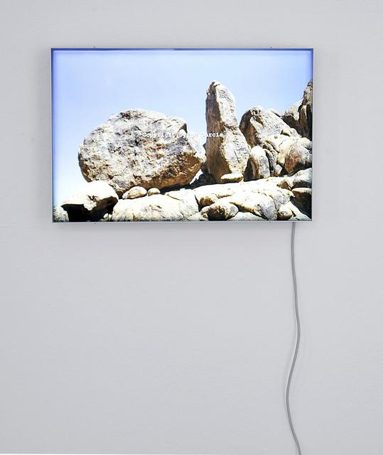 , 'Dylan Garcia,' 2013, Christine König Galerie