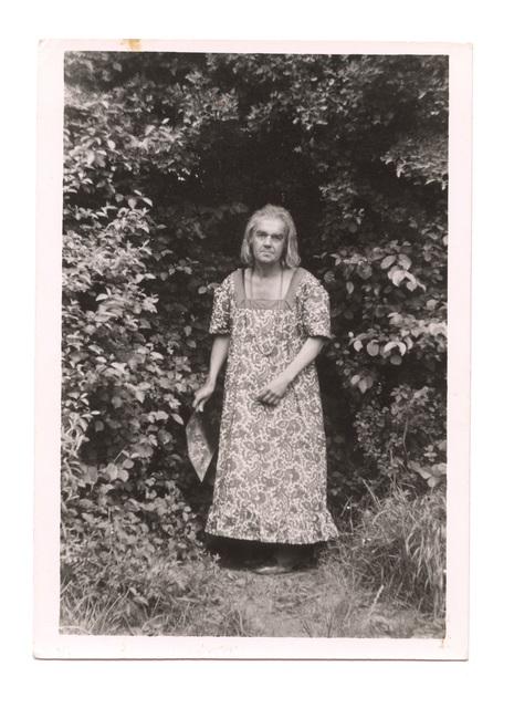 , 'Pose 6,' June 17 1971, Galerie Christophe Gaillard
