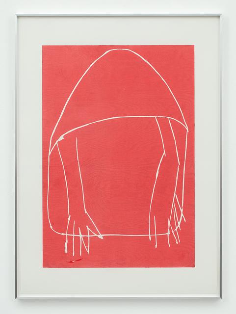 , 'Beggar,' 2016, David Kordansky Gallery