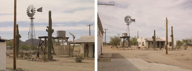 , 'Quarzsite I, Arizona,' 2012, Alarcón Criado