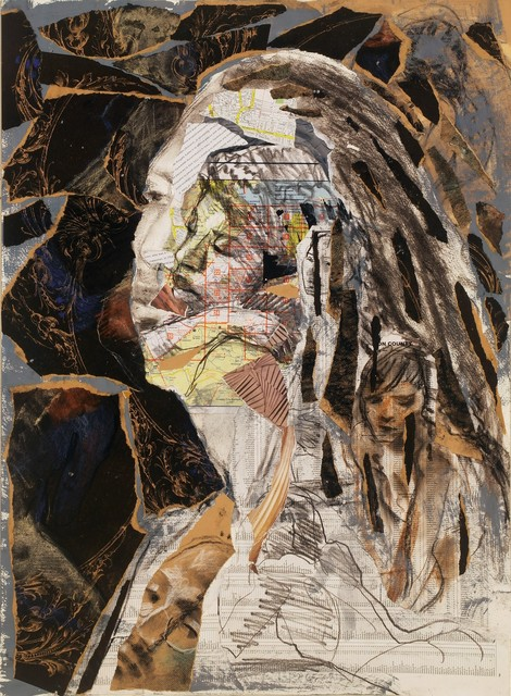 , 'Coalescence,' 2018, Tabla Rasa Gallery