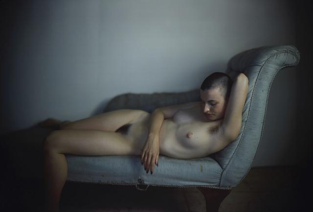, 'Freya, Nude horizontal,' 2017, Pace/MacGill Gallery