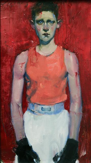 , 'Young Boxer,' 2018, Pontone Gallery