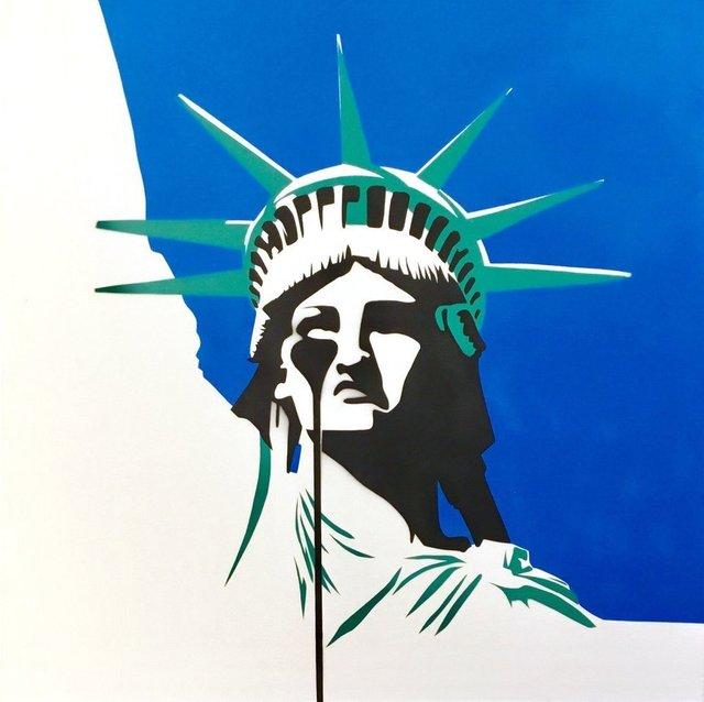 Pure Evil, 'America's Nightmare', 2016, Reem Gallery