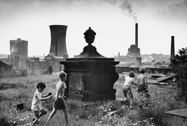 , 'Stockport,' 1967, The Photographers' Gallery