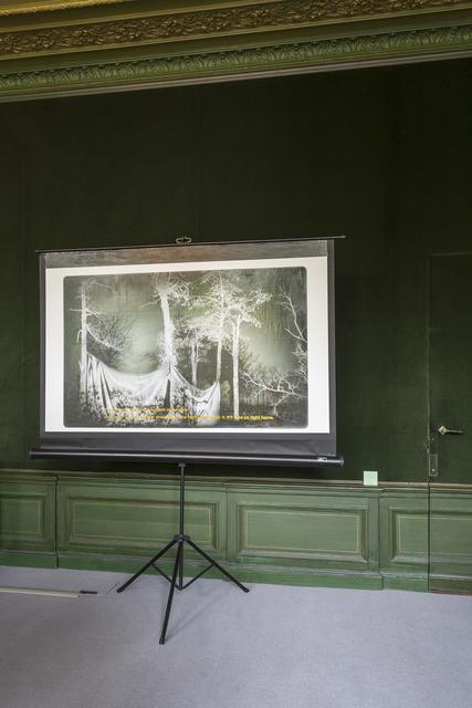 , 'Portrait of a Video Still,' 2014, International Manifesta Foundation