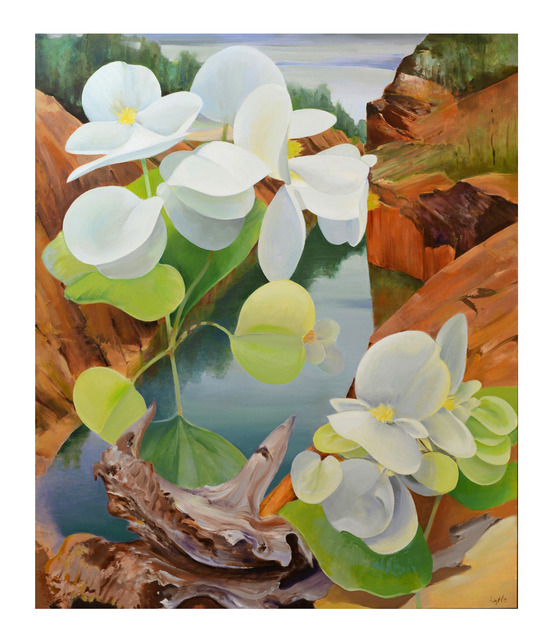 , 'Bloom Over,' 2013, FRED.GIAMPIETRO Gallery