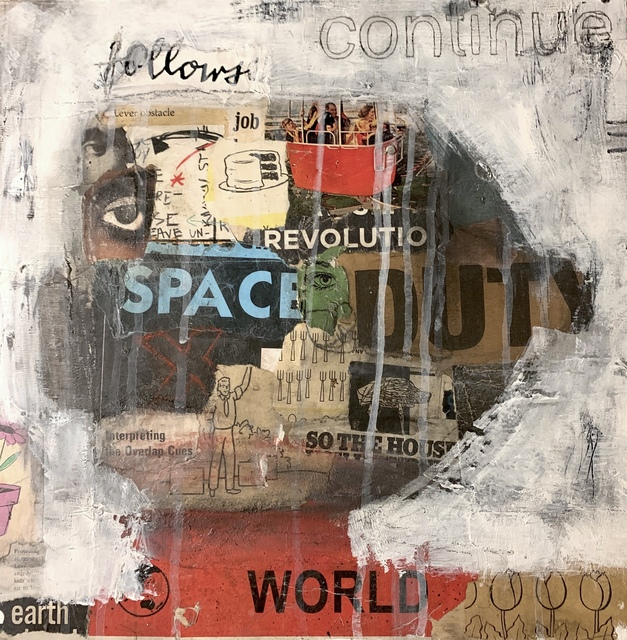 Casebeer, 'Continue', 2020, The Secret Gallery