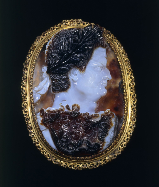 ", '""Cameo of Emperor Galba,' 68, Legion of Honor"