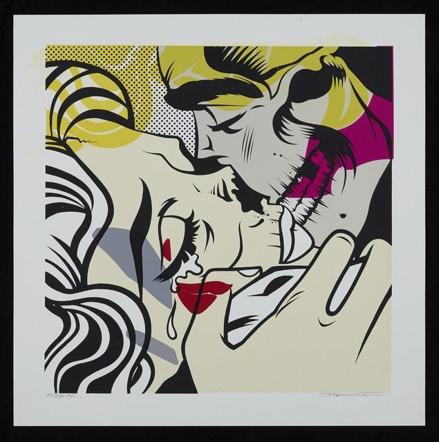 , 'Kiss of Death, 2011, Misprint,' 2011, StolenSpace Gallery