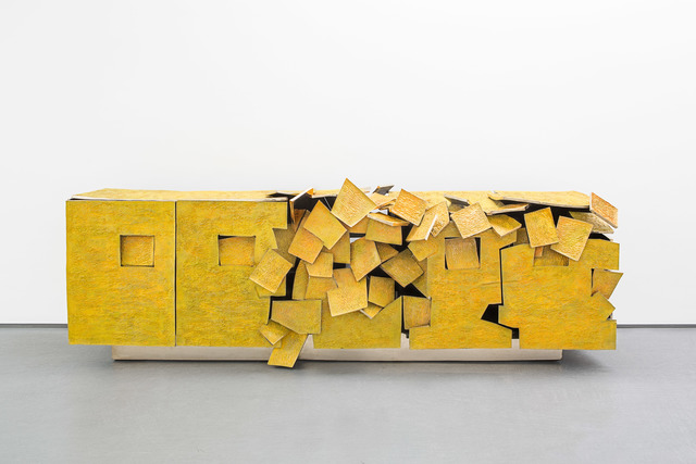 Vincent Dubourg, 'Bhanga Bronze (Yellow)', 2014, Carpenters Workshop Gallery