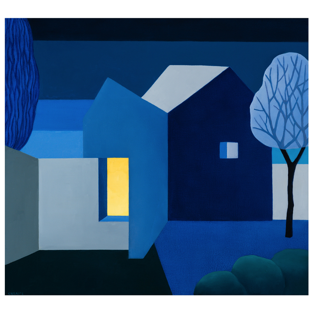 Nancy Cheairs, 'Night', 2019, Binder Projects