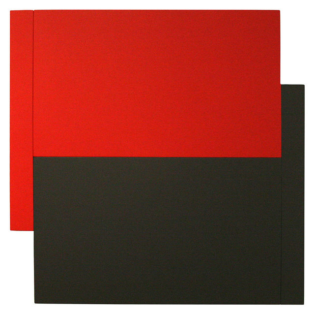 Scot Heywood, 'Shift - Red/Grey', Peter Blake Gallery