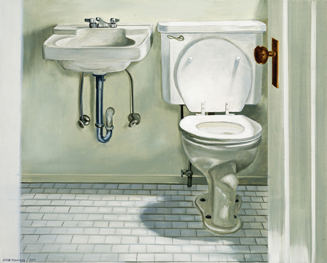 , 'Apartment Watercloset,' 2017, Linda Hodges Gallery
