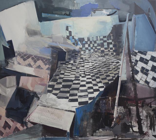 , 'Platform,' 2015, Galerie Antoine Ertaskiran
