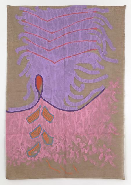 , 'Rosa e viola,' 1989, Casey Kaplan