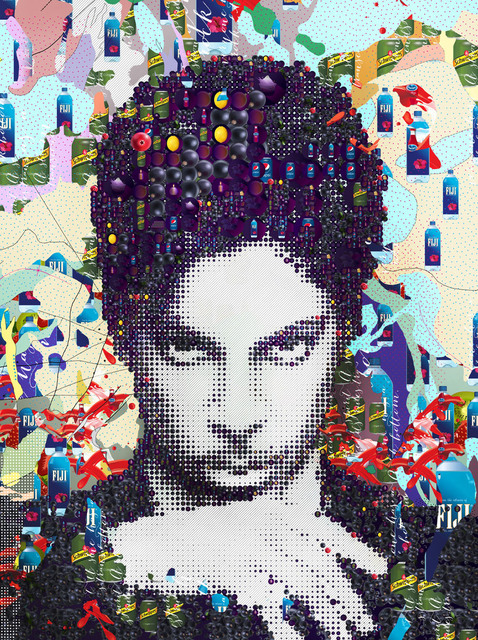 Tom Tor, 'Prince', 2018, Print, Serigraph, Themes+Projects